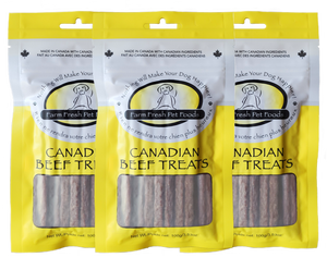 Canadian Meat Treats (100g)