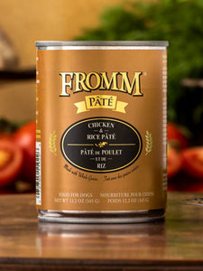 Fromm Pâté for Dogs