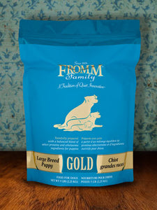 Fromm Gold (with grain) Dog