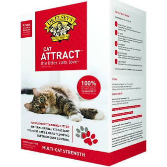 Dr. Elsey's Cat Attract Litter 20lb
