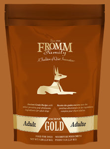 Fromm Gold (with ancient grain) Dog