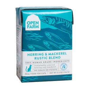 Open Farm Cat Food (Tetra Packs)