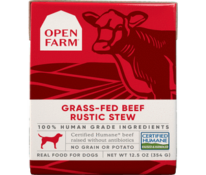 Open Farm Rustic Stews - tetra packs