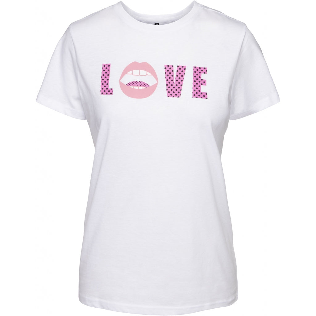 Desires A Love Tee T-Shirt 0001P WHITE PR