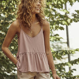 Desires Freise Top Top 4400 OLD ROSE