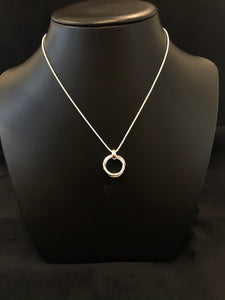 Sterling Silver Russian Wedder Necklace