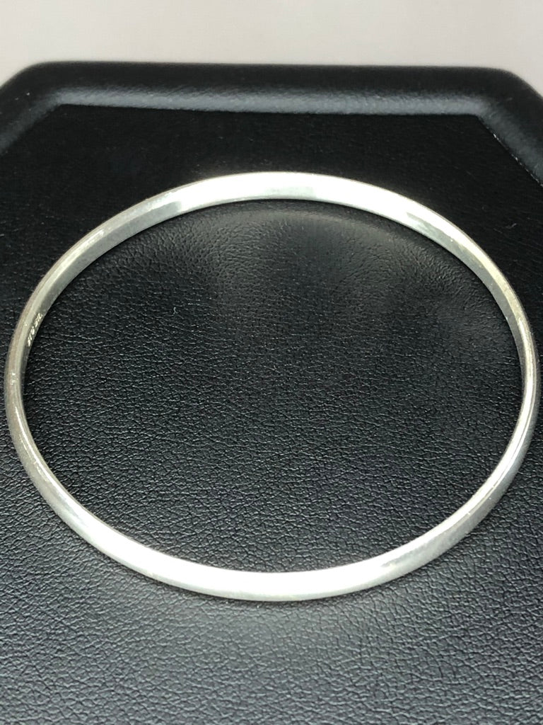 Sterling Silver Child's Bangle
