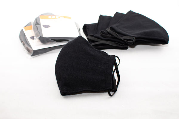Breathable and Reusable Adult Unisex Face Mask Covering