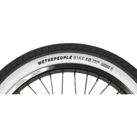 NEUMATICO WTP ACTIVATE 20 X 2.40 60PSI BLACK/WHITE