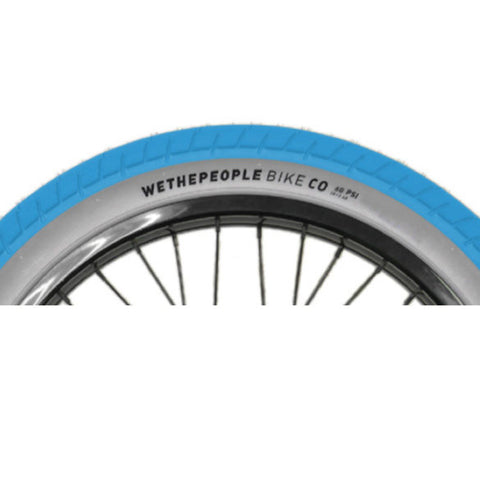 NEUMATICO WTP ACTIVATE 20 X 2.40 60PSI SKY BLUE/GREY