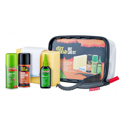 Kit Bike Care Dirtwash Weldtite