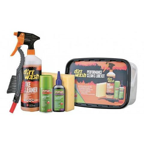 Kit Performance Clean & Lube Kit Dirtwash Weldtite