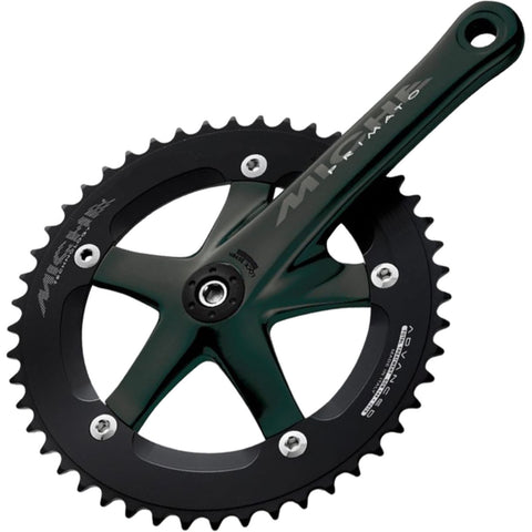 VOLANTE MICHE PRIMATO ADVANCED 165MM NEGRO 49T