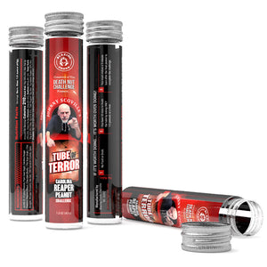 Johnny Scovilles' Tube of Terror
