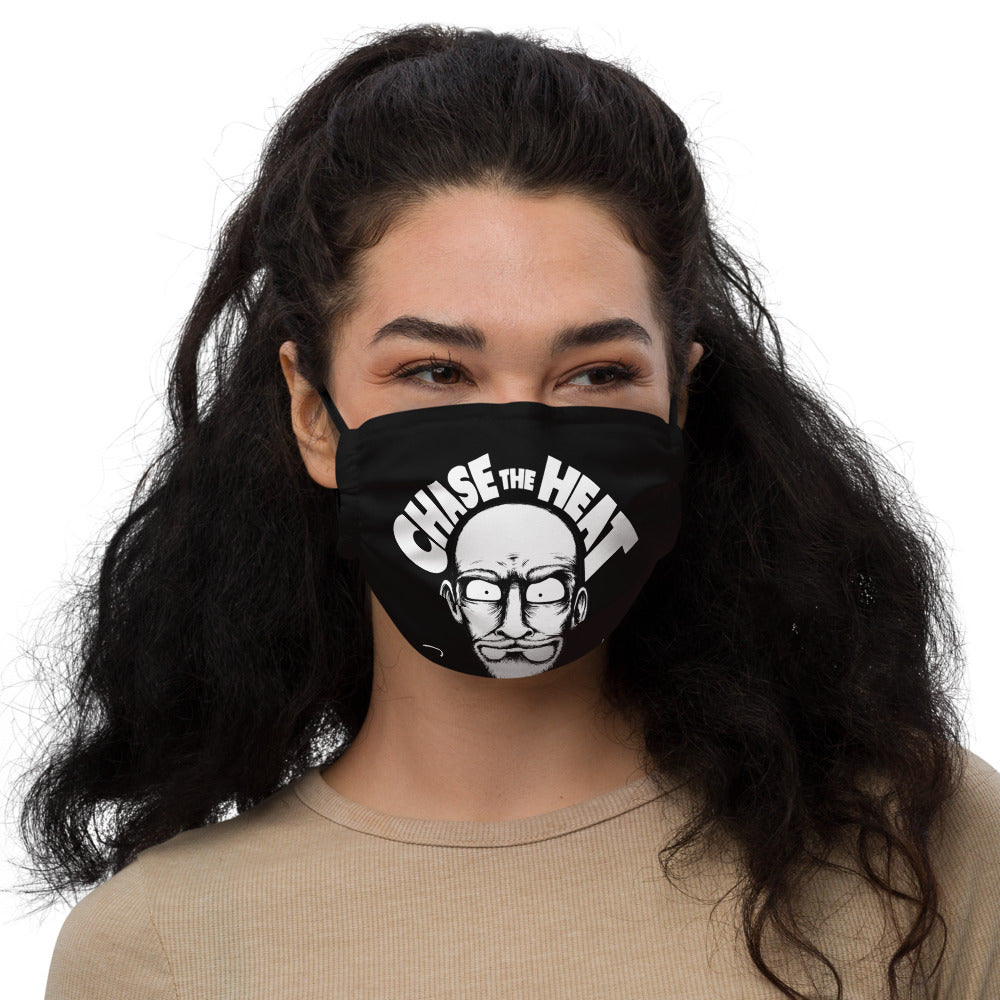 Chase The Heat Premium face mask