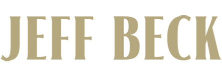 Jeff Beck Official Store mobile logo