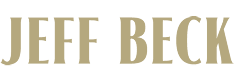 Jeff Beck Official Store logo