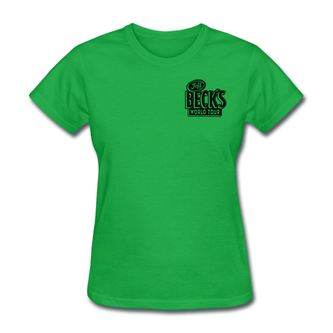 World Tour Tee (Women) - Green
