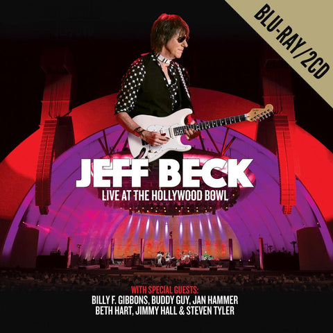 Live at The Hollywood Bowl - Blu-ray & 2CD