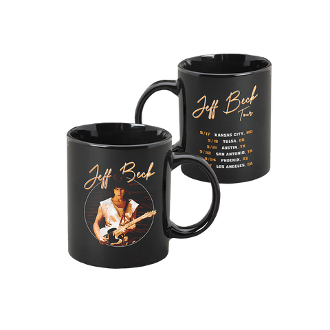 Jeff Beck Coffee Mug