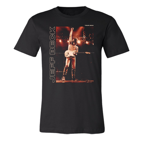 Jeff Beck On Stage 2019 Tee