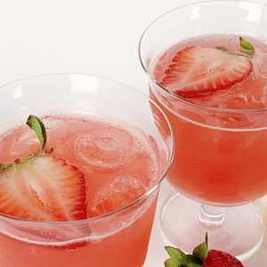 Collagen Strawberry Pomegranate Lemonade