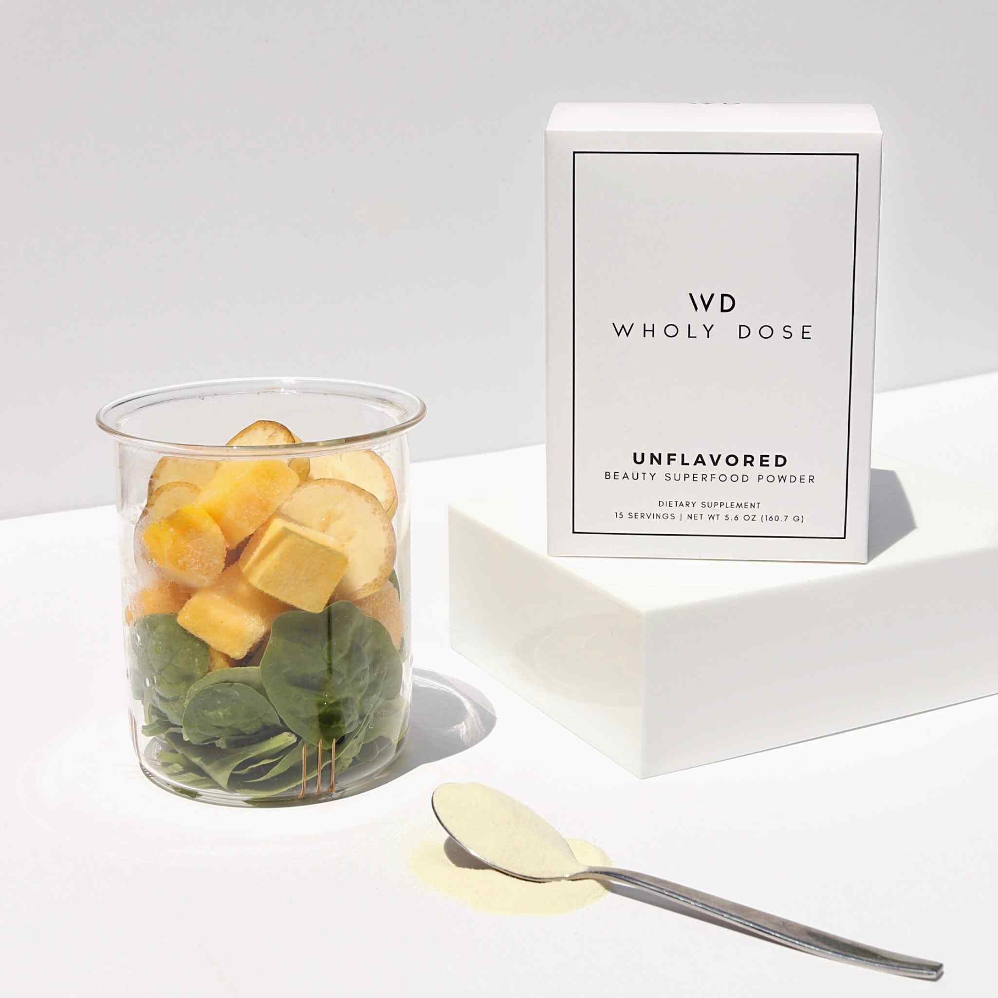 UNFLAVORED Beauty Superfood Packets – 30 Day Supply