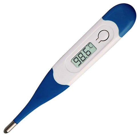 Digital Medical Thermometer 1 Year Warranty- Pack of 2