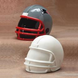 Football Helmet Bank with Stopper