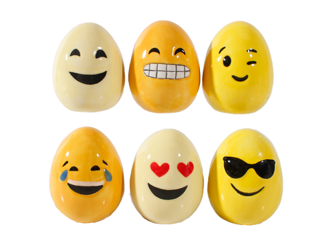 Emoji Easter Egg (Each)