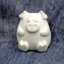 Pig Bankable w/Stopper