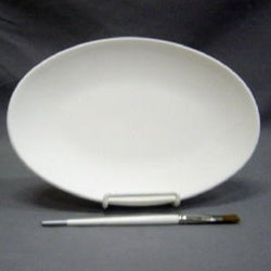 Oval Coupe Platter 11 3/4""
