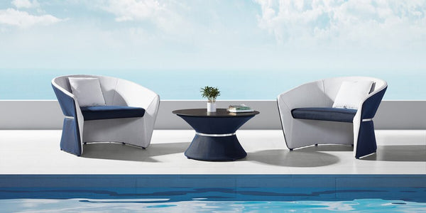 THE NEW OUTDOOR FURNITURE COLLECTION - Gustobene
