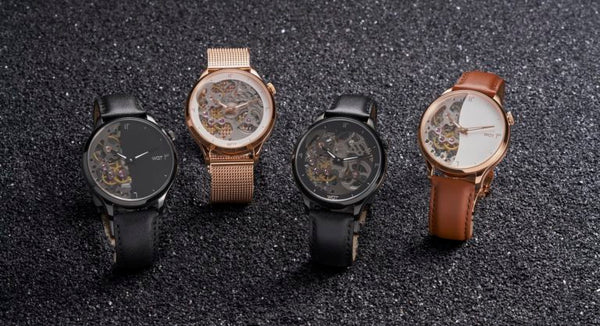 The New Eclipse Collection Luxury Timepieces - Gustobene
