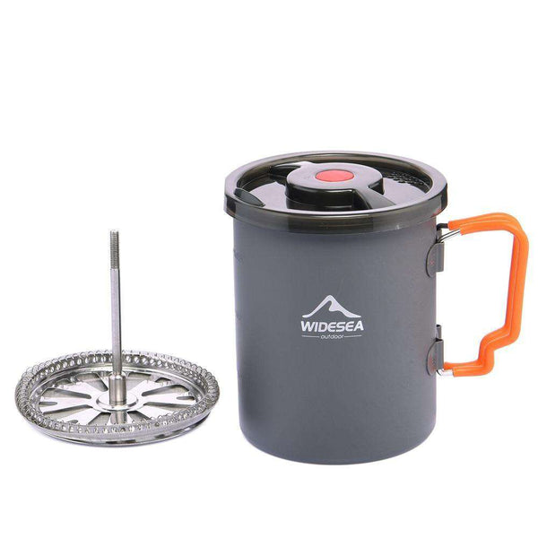 Outdoor Camping Coffee Pot - Gustobene