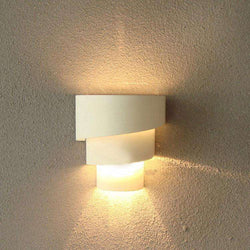 Modern bedroom hallway 5w Led White /Black/Red wall lamp minimalist Italian designer cake Three bedside wall lamp - Gustobene