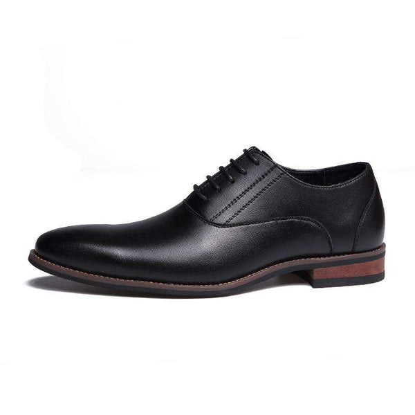Italian Classic Formal Groom Shoes - Gustobene