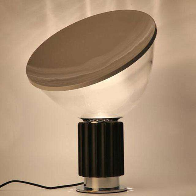 Nordic Modern Italian Creative Radar  LED Table Lamp Desk Lamp Lighting Bedside Lamp Lighting Book Bend - Gustobene