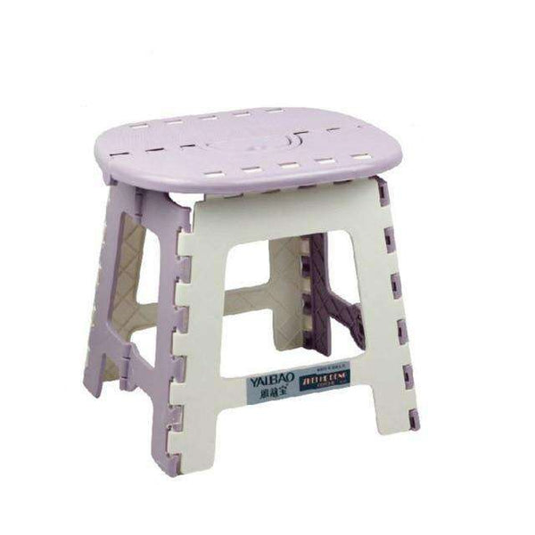 Folding Step Stool Portable Chair - Gustobene