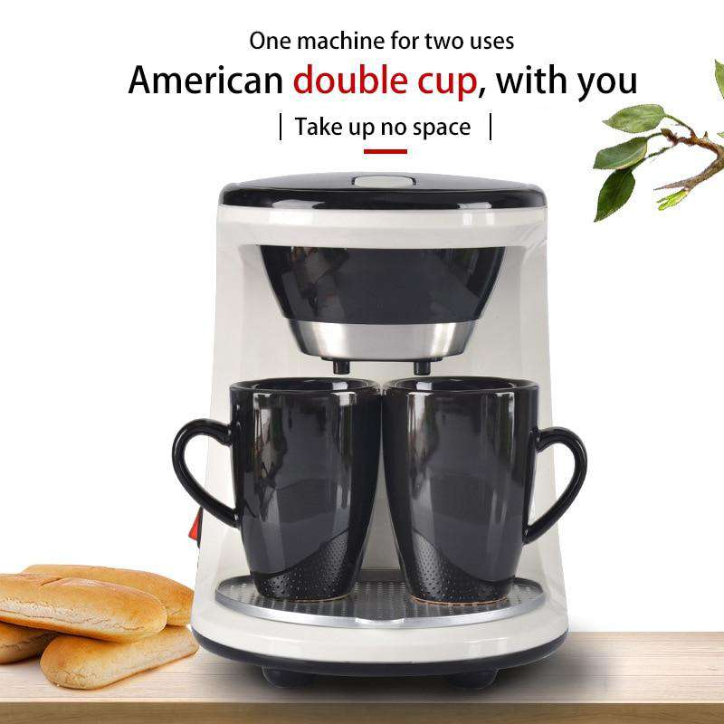 Artence Espresso Electric Coffee Machine Foam Coffee Maker Coffee Machine Americano Maker with Bean Grinder and Milk Frother - Gustobene
