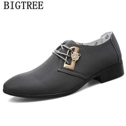 italian mens formal shoes brand oxford shoes for men Coiffeur plus size wedding dress 2020 luxury men dress shoes 48 buty meskie - Gustobene