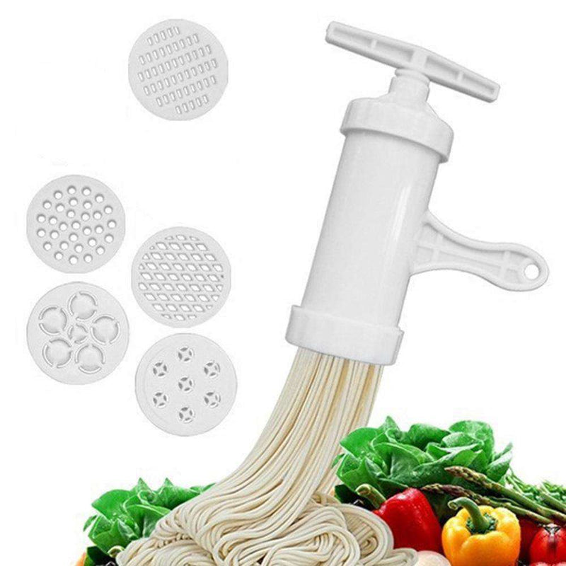 Manual Pasta Maker Machine - Gustobene