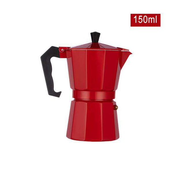 Italian Coffee Maker Portable Coffee Pot - Gustobene