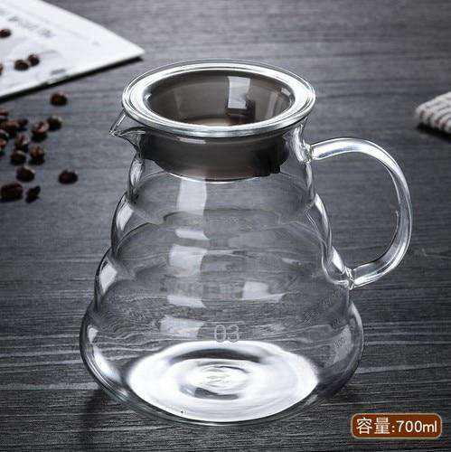 New Stylish Transparent Italian Kettle - Gustobene