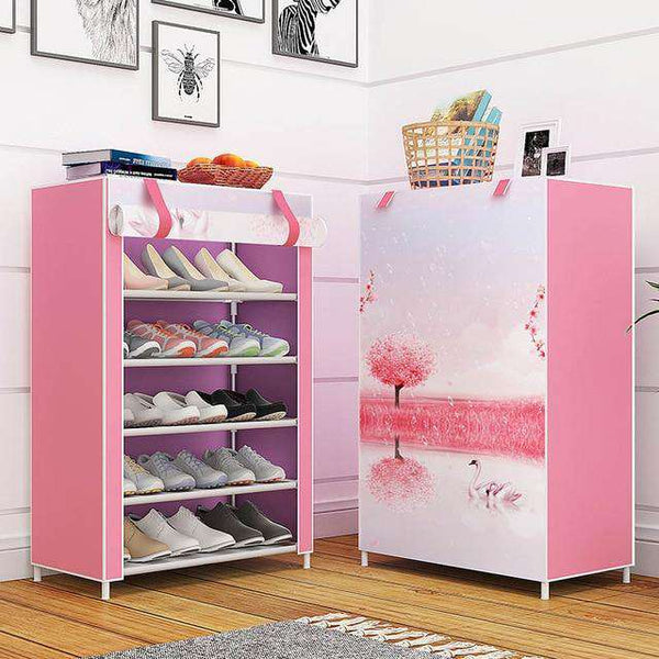 Multi Layers Shoe Rack - Gustobene