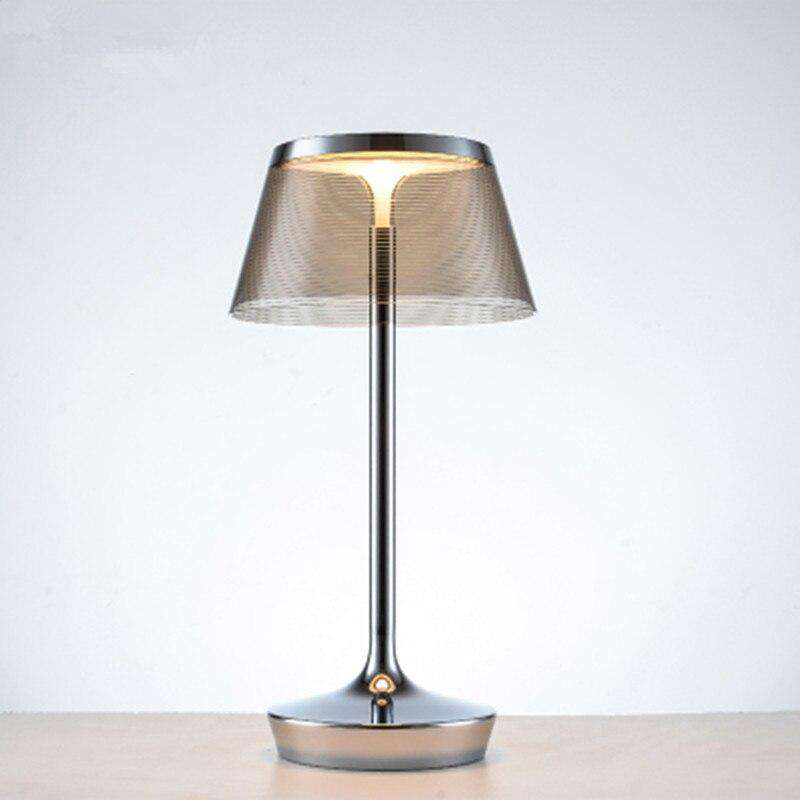 Original Italian designer LED desk lamp bedside lamp study bedroom decoration lamp - Gustobene