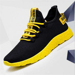 Flying Weaving Leisure Sports Shoes - Gustobene