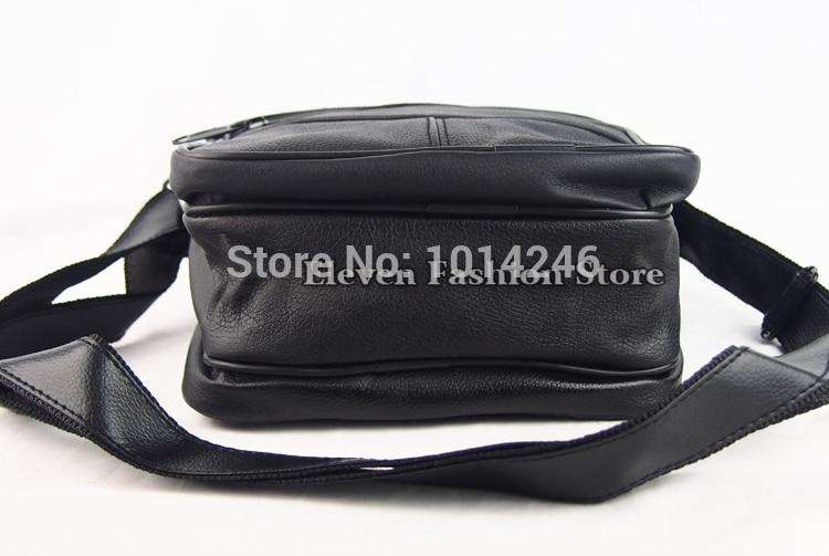 New Italian Shoulder Leather Crossbody Bag