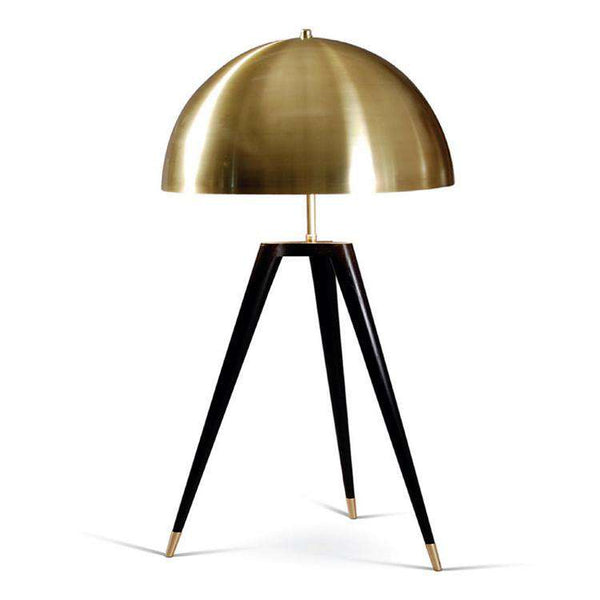 Bronze table lamps for bedroom italian designer lamps replica lamp tripot desk light fashion lighting arc lamp - Gustobene