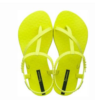 Ipanema Womens Aphrodite Yellow Neon Yellow